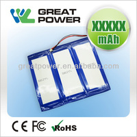 Factory directly selling IEC UN standard lithium polymer batteries electric car