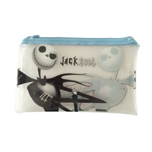kids cartoon accessories vinyl pvc zip pack bag pencil pouches
