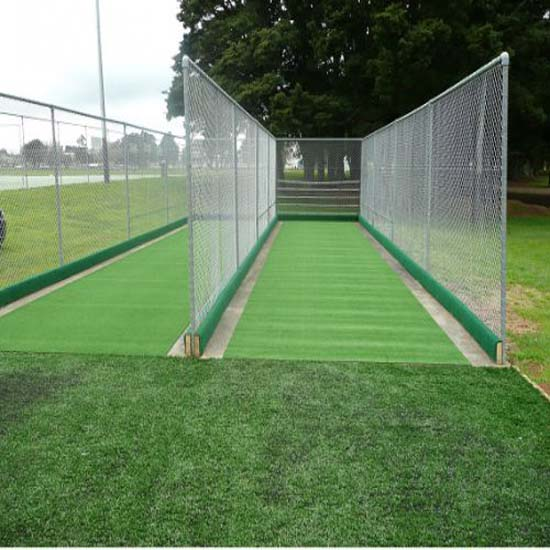cricket mat plastic artificial grass mat