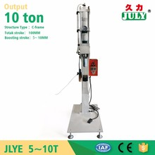 wholesale JULY factory manual small stamping press for sale