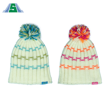 Various type knitted cotton fabric cap hat for wholesales
