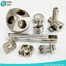hight precision stainless steel fabrication, 304 316 303 stainless steel parts