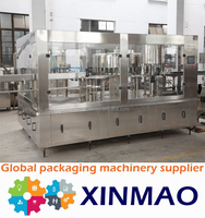 automatic water filling machine /detergent liquid machines small scale industries