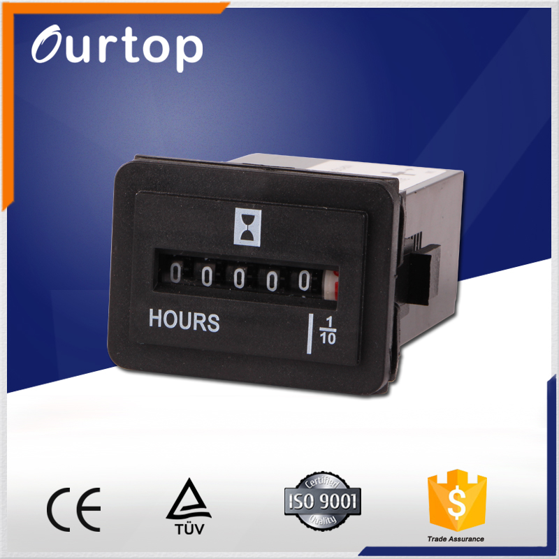 digital electronic counter SYS-1 Hour meter