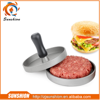 New design high quality burger tools hamburger press