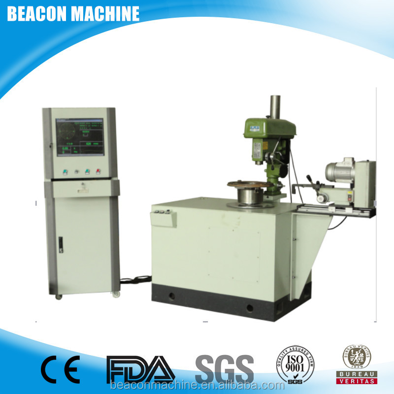 Portable vertical balancing HV-400 single plane vertical calibration machines of rotors