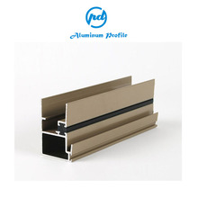 Anodizing aluminium profile section manufacturer