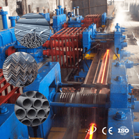 steel hot rolling mill for rebar from factory price