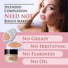 OEM Best Contouring Set Perfect Make Up Loose Powder For Oily Skin