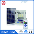 High efficiency waterproof commercial led solar flood light 10w-200W