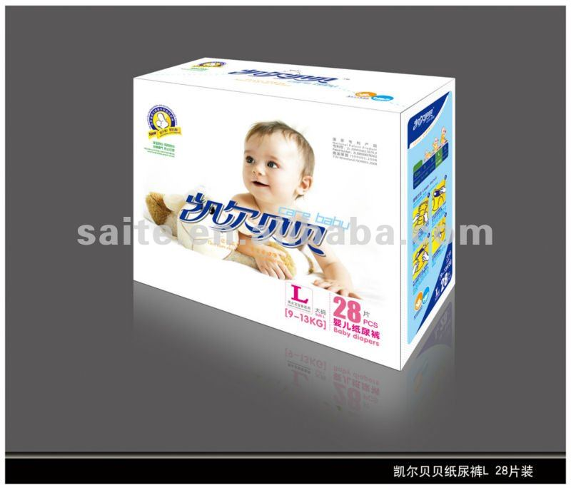 Eco-friendly Disposable Baby Diaper