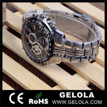 ECO-friendly new trendy swiss made watch stainless steel