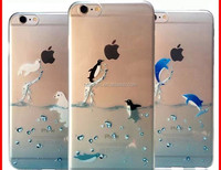 New Arrival High Quality silicone+pc case for iphone 6 In stock