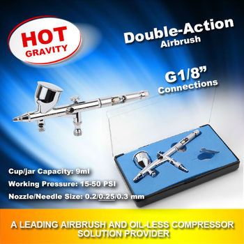 Double Action Airbrush BD-180