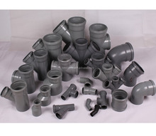 PVC PP Collapsible Core Pipe Fitting Mould
