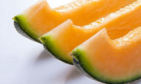 chinese fresh hami melon