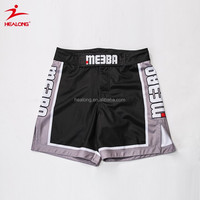 Fully sublimated fabric shorts mma without brand