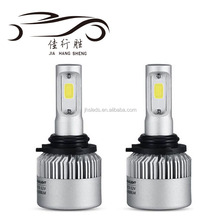 Wholesale Price Led Car Light S2 Led Headlight Bulbs H11 H13 9005 9006 9004 Car Led Lamp With Fog Light DC 12V