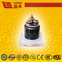 2015 Chongqing Yufeng IEC 60227 IEC Flexible Electrical Power Cable