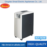 Efficient energy saving and quiet operation of used portable air conditioner