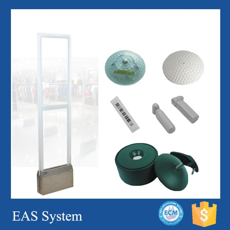 AM 58KHz EAS Safety Equipment for Retail Stores Seurity System