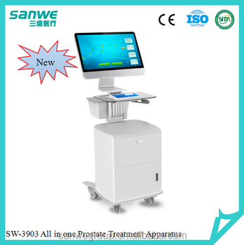 SW-3903 Andrology Male Sexual Prostate Instrument, Erectile Dysfunction Instrument, Multi-function Prostate Therapy System