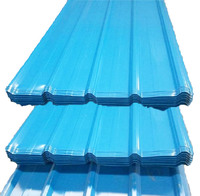 Galvanized color coated steel coil sheet Corrugated iron sheets ppgi House Metal Roofing