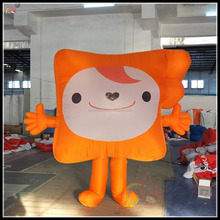 Wholesale China Suppliers Inflatable Moving Advertising Cartoon Mascot For Sale