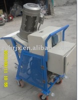 high efficiency plastering machine for wall