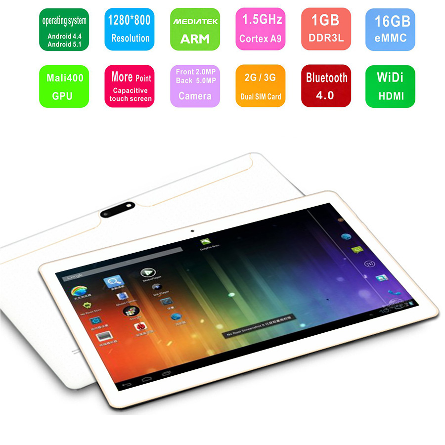 china suppliers <strong>10</strong>.1 inch MT6582 A7 quad core dual SIM 3G android 4.4 tablet pc