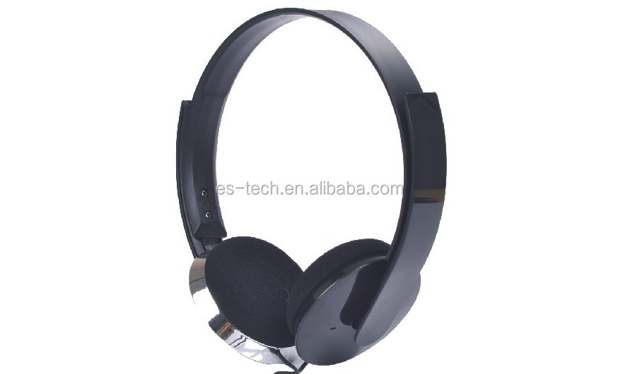 Hottest Noise cancelling office headset/earphone, phone headset classic