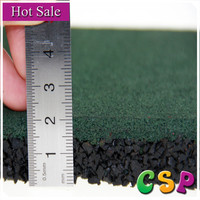 Good price anti slip rubber tile ,recycled industrial rubber floor mat with cheap price