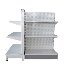 Supermarket Equipment Display <strong>Shelves</strong> with Multi-Layers from Suzhou Factory