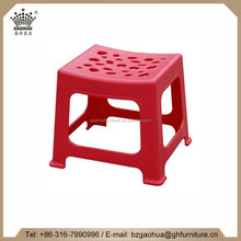 Simply Plastic Stool Chair,foot stool