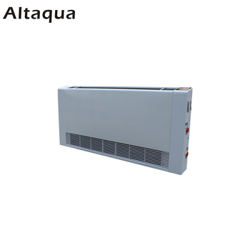 Altaqua 5.4kw/h vertical mounted floor standing air conditioning fan coils units
