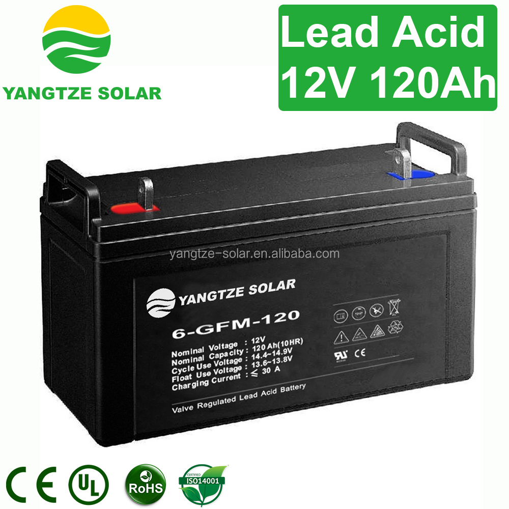 Msds sealed lead acid 12v 120ah battery screw type terminals