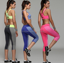 Women running tights <strong>sports</strong> push-up elastic <strong>sport</strong> pants female <strong>sport</strong> cropped trousers running pants