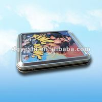 CD/DVD tin box