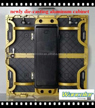 Light weight 500*500mm cabinet P3.91/p4.81/p5.21/p6.25 rental led display