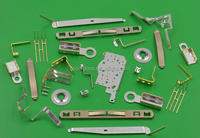CNC machined metal stamping parts Custom made sheet auto parts