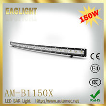 48.2 inch 150W Led Light Bar Work Driving Spot Flood Combo Jeep Atv Ute Truck Tractor Suv Boat Offroad 4WD 4x4
