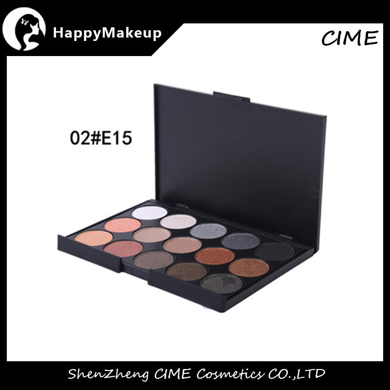 15 color metallic eyeshadow quad for hazel <strong>eyes</strong>