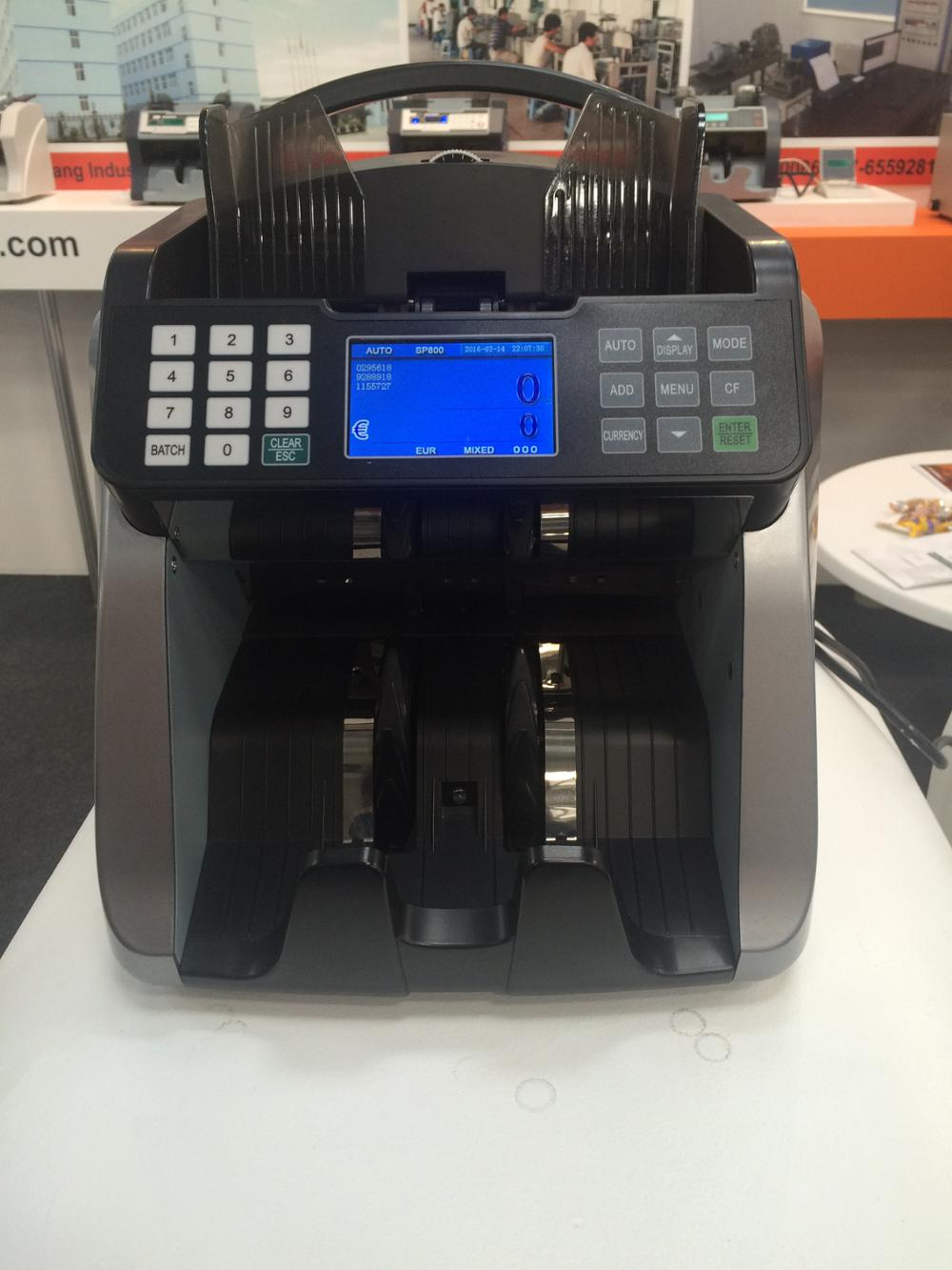 cis money counter KX-8600