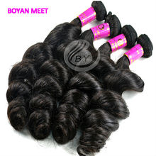 Factory Price 3A Indian Human Hair Extension Made In China,Indian Hair Industries