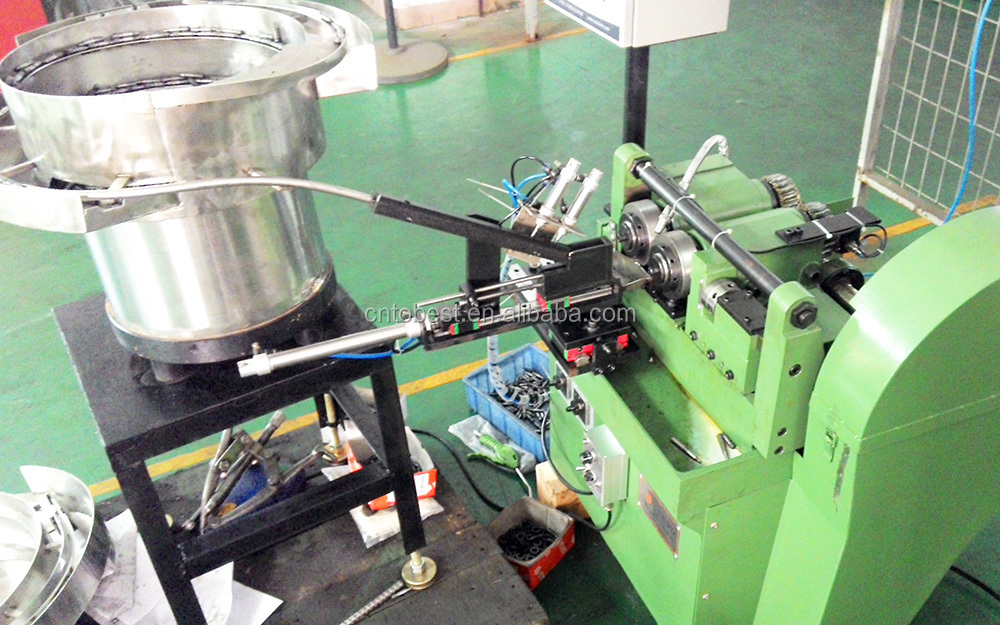 Truck bolt making machine thread making machine for sale