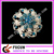 Wholesale fashion new design rhinestone brooch pin for wedding party