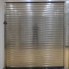 HS-G08 warehouse soundproof bulletproof rolling up shutter door