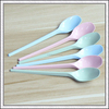 Custom hot sell best quality colorful plastic measuring spoons for baby milk adult coffee measuring