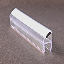 90/180 Degree Glass Shower Door Seal Strip