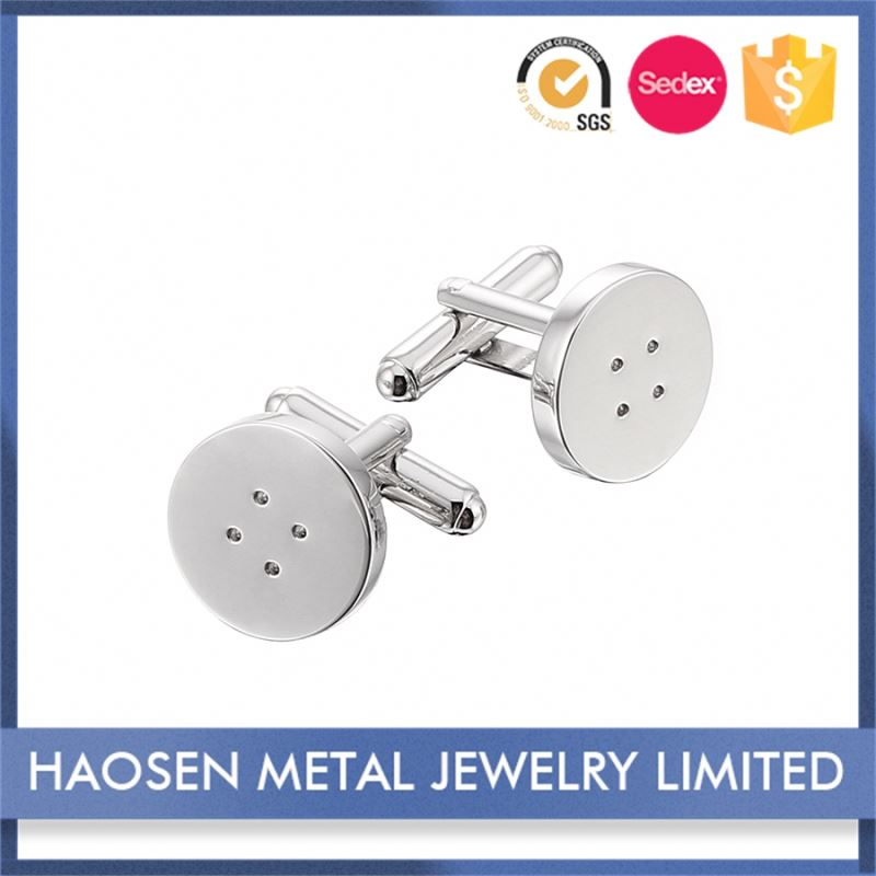 Hot Product Simple Style Elegant Top Quality Exquisite Unique Mens Fashion Cufflinks & Tie Pin Set